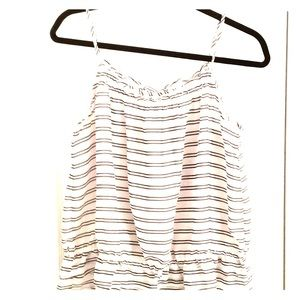 Banana Republic Top with Adjustable Straps